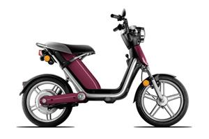 Matra e-MO couleur Framboise