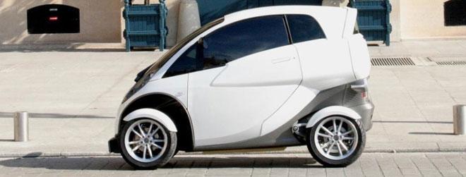 Lumeneo Smera - voiture électrique