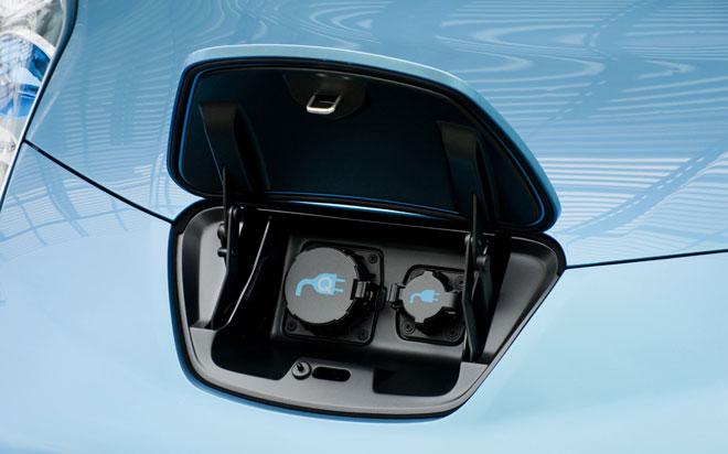 Systeme de recharge Nissan Leaf
