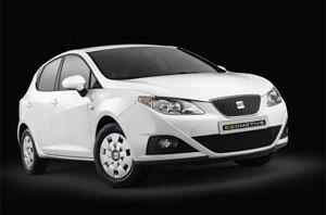 Seat Ibiza Ecomotive 1.4 TDI 80ch FAP, seulement 98g CO2/km, bonus écologique 1000€