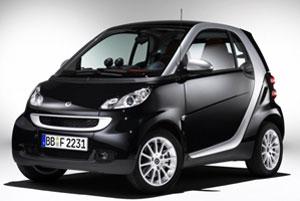 Smart Fortwo CDI, seulement 88g CO2/km, bonus écologique 1000€
