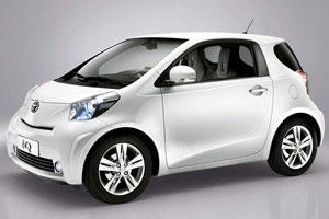 Toyota IQ 68 VVT-i, seulement 99g CO2 /km, bonus écologique de 1000€