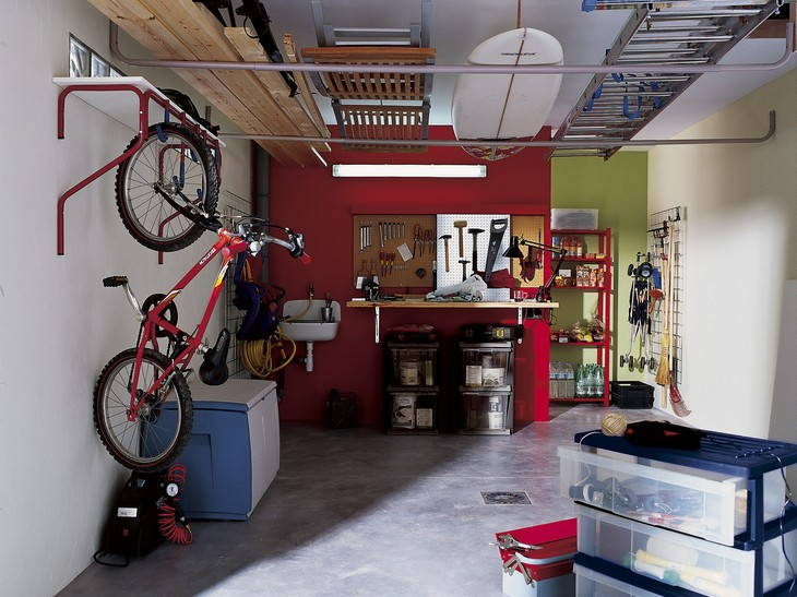 Equiper et am nager son garage au mieux eco for Amenager son garage en bureau