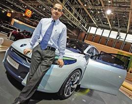 Thierry Koskas - Directeur du projet Vehicule Electrique Renault