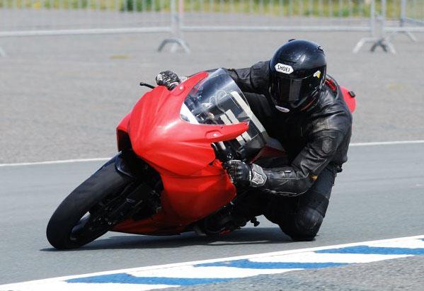 moto electrique TTXGP ile de man